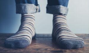 Избор на мъжки чорапи